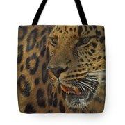 Amur Leopard 1 Tote Bag