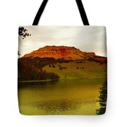 An Alpine Lake Tote Bag