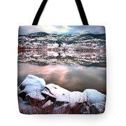 An Okanagan Winter Tote Bag