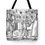 Anabaptist Family Tote Bag