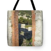 Ancient Town Of Gubbio  Tote Bag