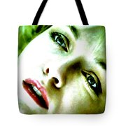 And The Angels Wouldn't Help You Tote Bag by Luis Ludzska