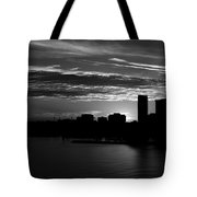 And Yet Another Day Closes... Tote Bag