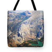 Andalusian Heights. Spain Tote Bag
