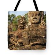 Angkor Thom South Gate Tote Bag