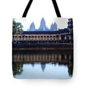 Angkor Wat Reflection Tote Bag