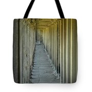 Ankhor Wat Temple Tote Bag