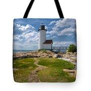 Annisquam Lighthouse Tote Bag