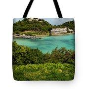 Antigua Long Bay Tote Bag
