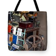 Antiques Tote Bag