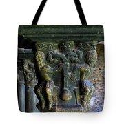Aosta, Aosta Valley, Italy. Collegiate Tote Bag