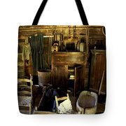 Appalachian Mountain Log Cabin Tote Bag by Paul W Faust -  Impressions of Light