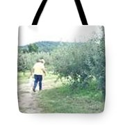 apple orchard WIDE Tote Bag