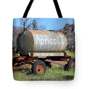 Apricots Tote Bag