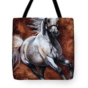 Arabian Purebred Tote Bag