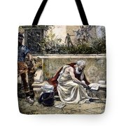Archimedes  Tote Bag