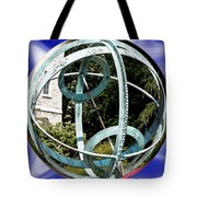 Armillary Sphere Tote Bag