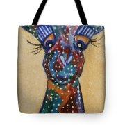 Girafe Art Tote Bag