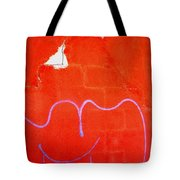 Art Homage Joan Miro Picacho Arizona 2005 Tote Bag