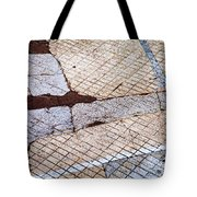 Art In The Street 1 Tote Bag