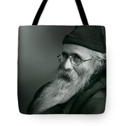 Artist At Ease Tote Bag