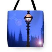As Night Falls Tote Bag