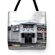 Asbury Park's Stone Pony Tote Bag
