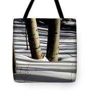 Aspen Shadows Tote Bag