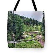 Aspen Trees In Vail - Colorado Tote Bag