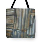 Asylum Tote Bag