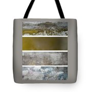 Athens Is Waking Up 1234 Tote Bag