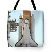 Atlantis Space Shuttle Tote Bag