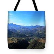 Atlas Mountains 15 Tote Bag