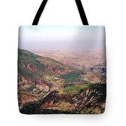 Atlas Mountains 18 Tote Bag