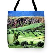 Atlas Mountains 2 Tote Bag