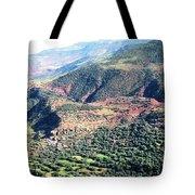 Atlas Mountains 4 Tote Bag