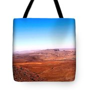 Atlas Mountains 48 Tote Bag