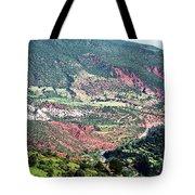 Atlas Mountains 6 Tote Bag