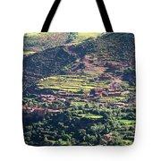 Atlas Mountains 8 Tote Bag