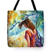 Aura Of Autumn 1 Tote Bag