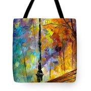 Aura Of Autumn 2 Tote Bag