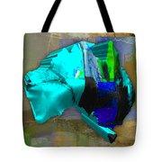 Australia Country Map Watercolor Tote Bag