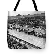 Auto Race, C1922 Tote Bag