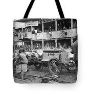 Auto Racing, 1910 Tote Bag