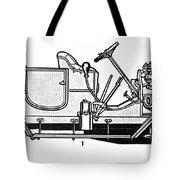 Automobile, C1905 Tote Bag