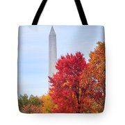 Upward - Autumn High Tote Bag