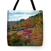 Autumn In Full Bloom Tote Bag