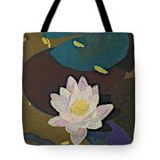 Autumn Lily Tote Bag
