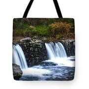 Autumn Morning On The Wissahickon Tote Bag