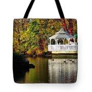 Autumn Scene Tote Bag